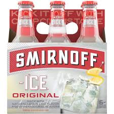 Smirnoff ICE - Beernow.us - Ross Beverage