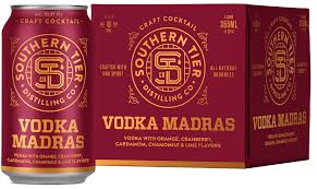 Southern Tier Vodka Madras - 4 pk - Beernow.us - Ross Beverage