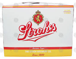 STROH's 30-pk can - Beernow.us - Ross Beverage