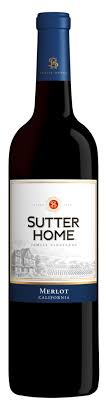 Sutter Home - Merlot 750ml - Beernow.us - Ross Beverage