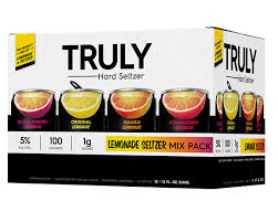 Truly - Lemonade 12pk Spiked Water - Beernow.us - Ross Beverage