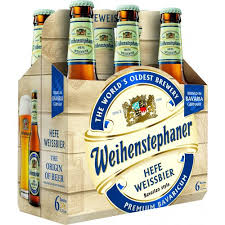 Weihenstephaner Hefe Weiss 6-pk - Beernow.us - Ross Beverage