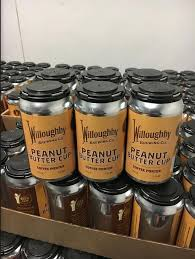Willoughby Brewing - Peanut Butter Cup Porter - Beernow.us - Ross Beverage