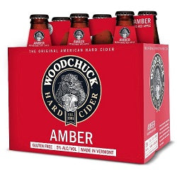 Woodchuck Amber- 6pk - Beernow.us - Ross Beverage