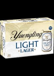 Yuengling Light - 24-pk-cans - Beernow.us - Ross Beverage