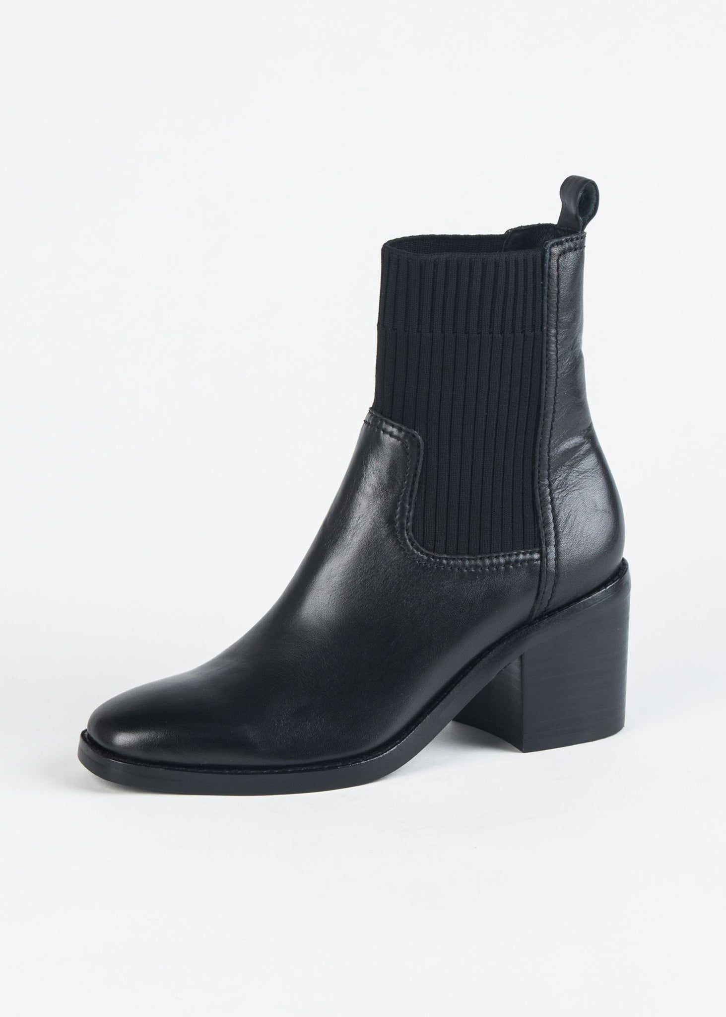 NIRVANI SNIP TOE CHELSEA BOOT