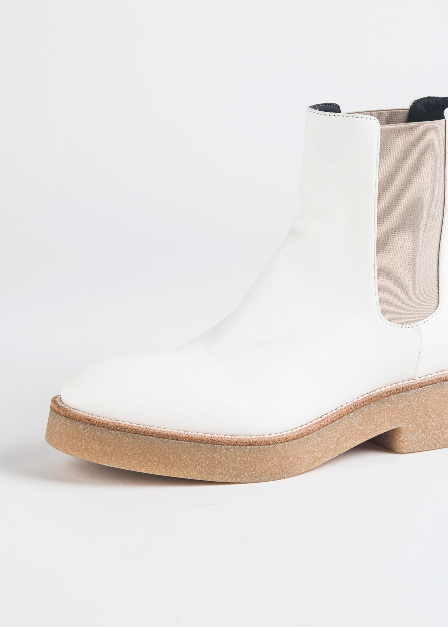 CREPE SOLE CHELSEA BOOT