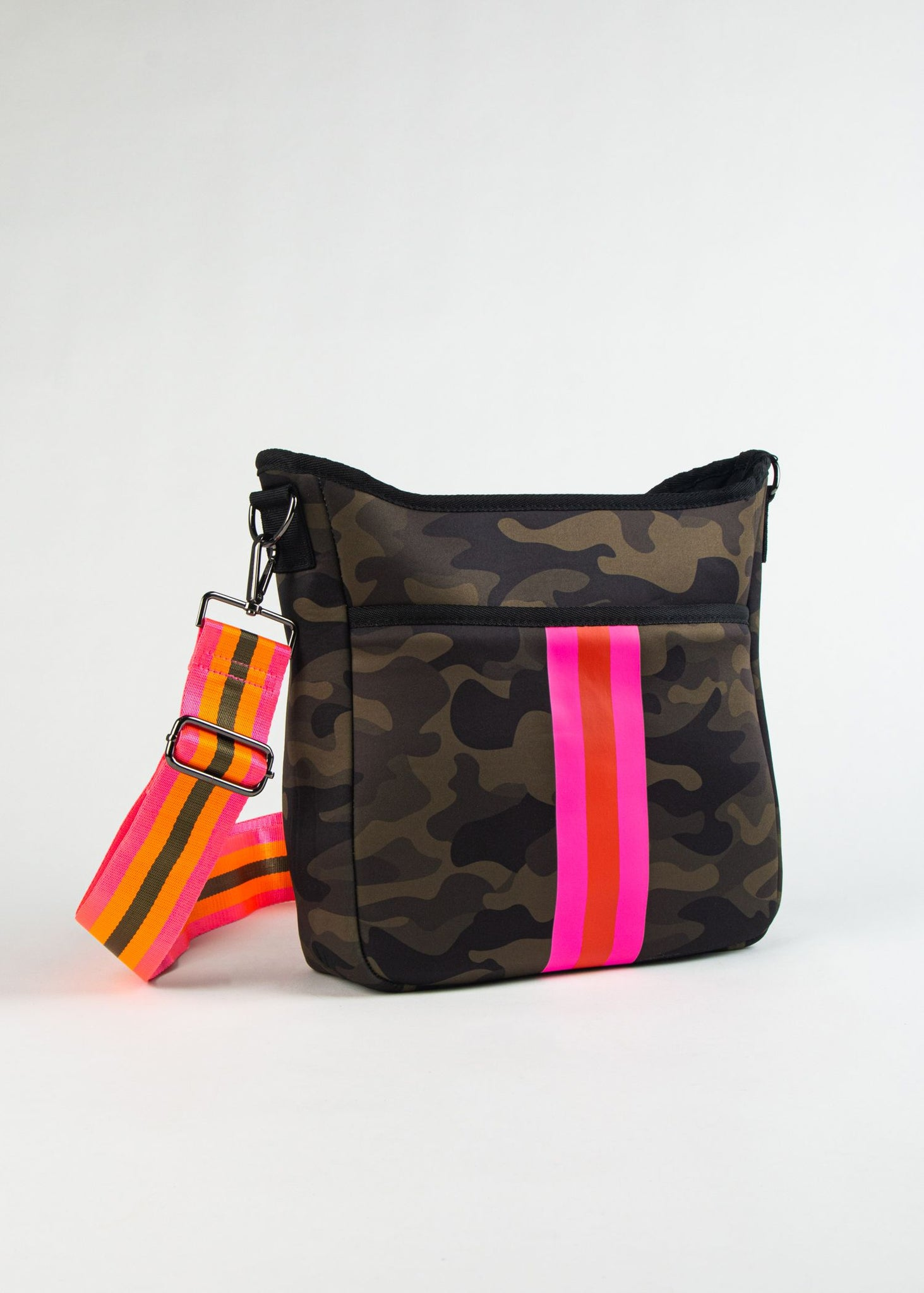 BLAKE-SHOWOFF NEOPRENE CROSSBODY