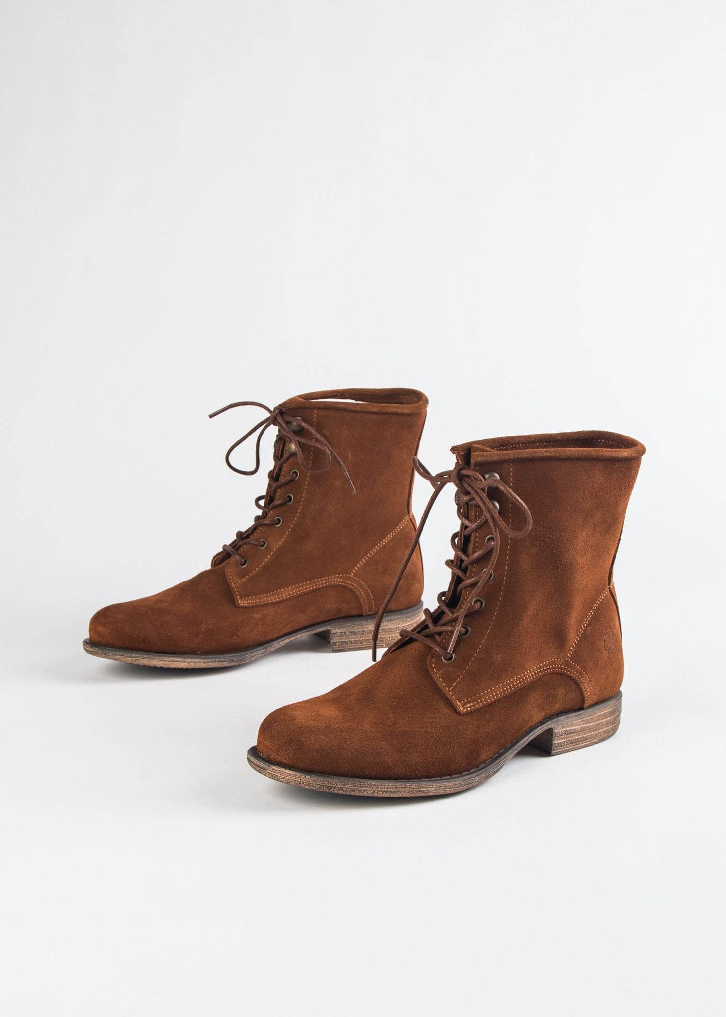 JESSY LACE UP BOOT