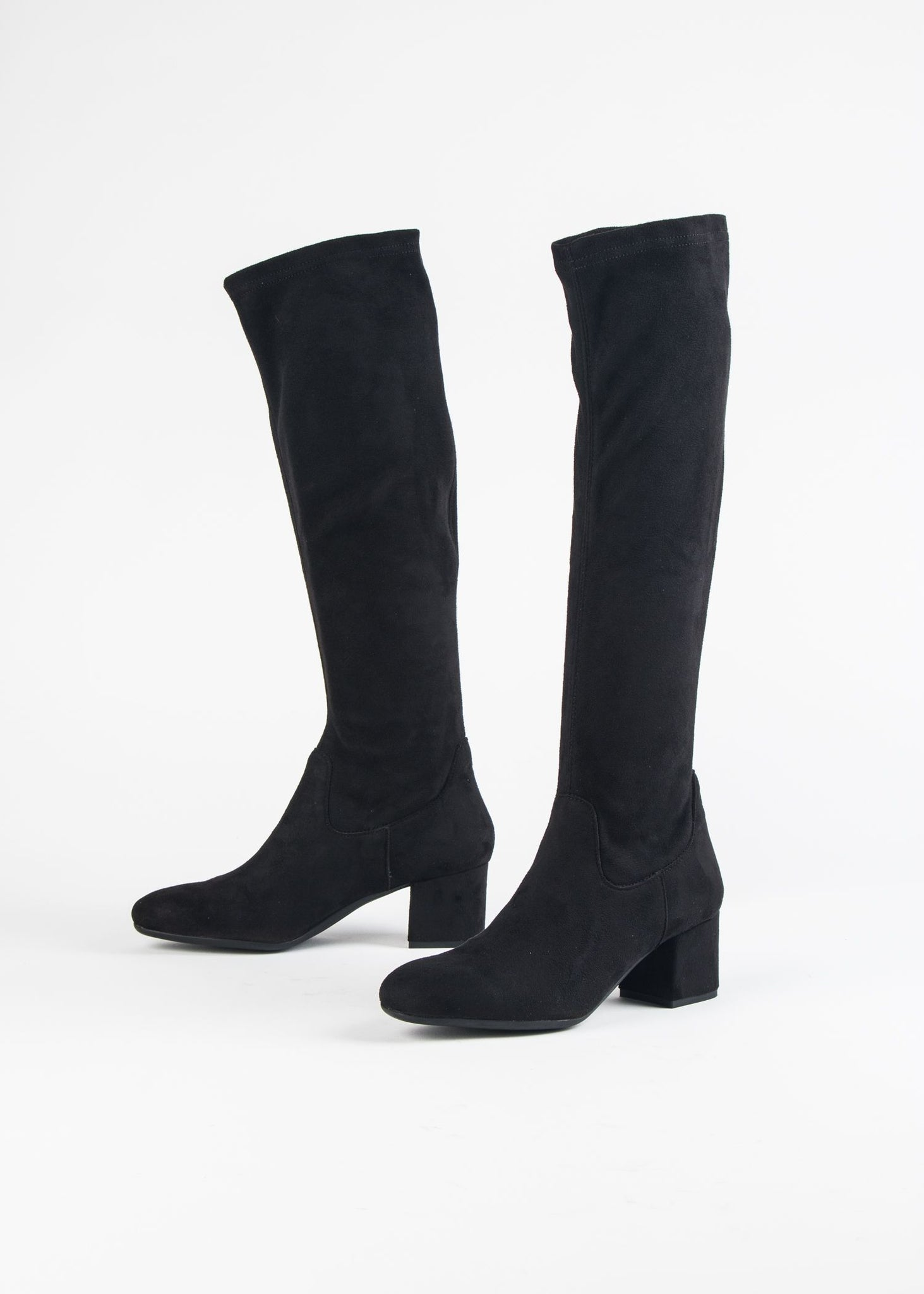 QUESANNA STRETCH KNEE HIGH BOOT