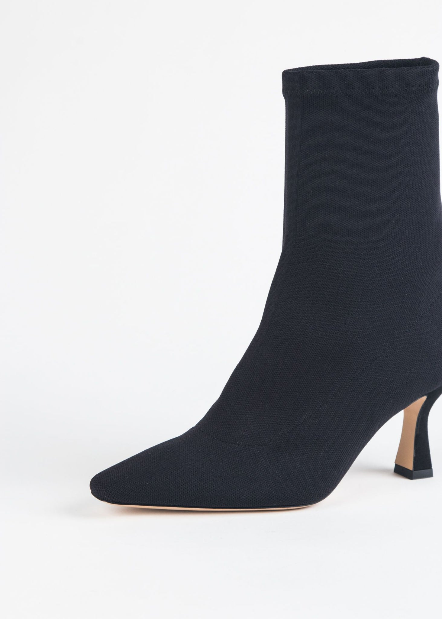CREMONA POINTED TOE SOCK BOOT