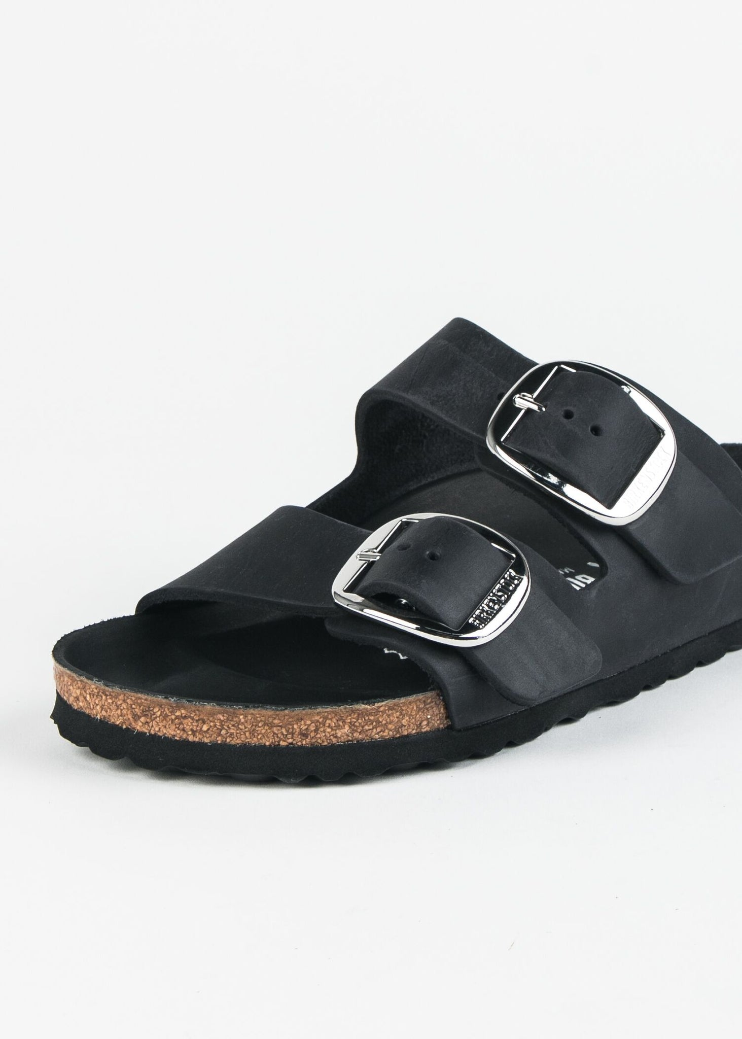ARIZONA BIG BUCKLE SLIDE SANDAL