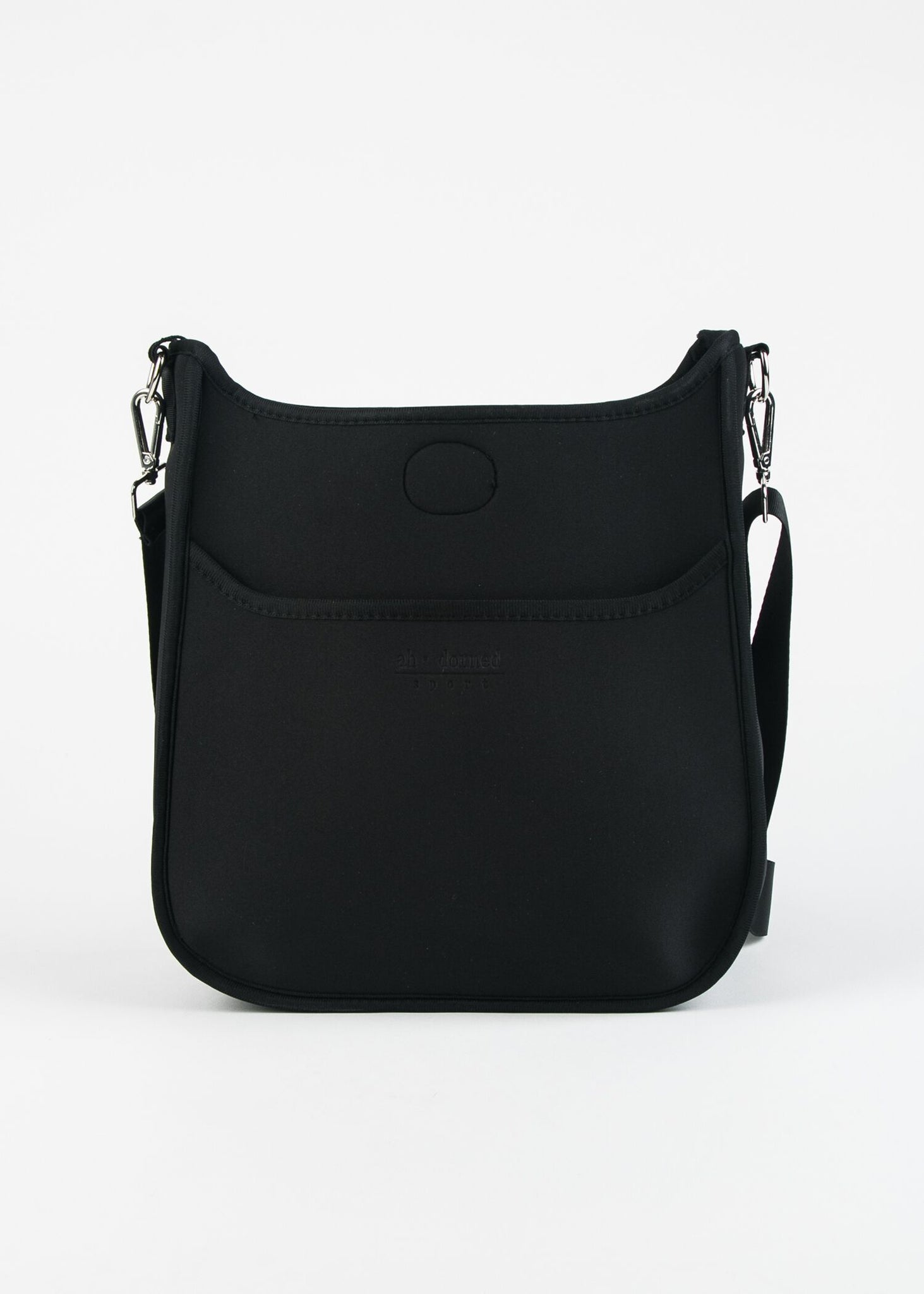 NEOPRENE MESSENGER WITH NYLON STRAP