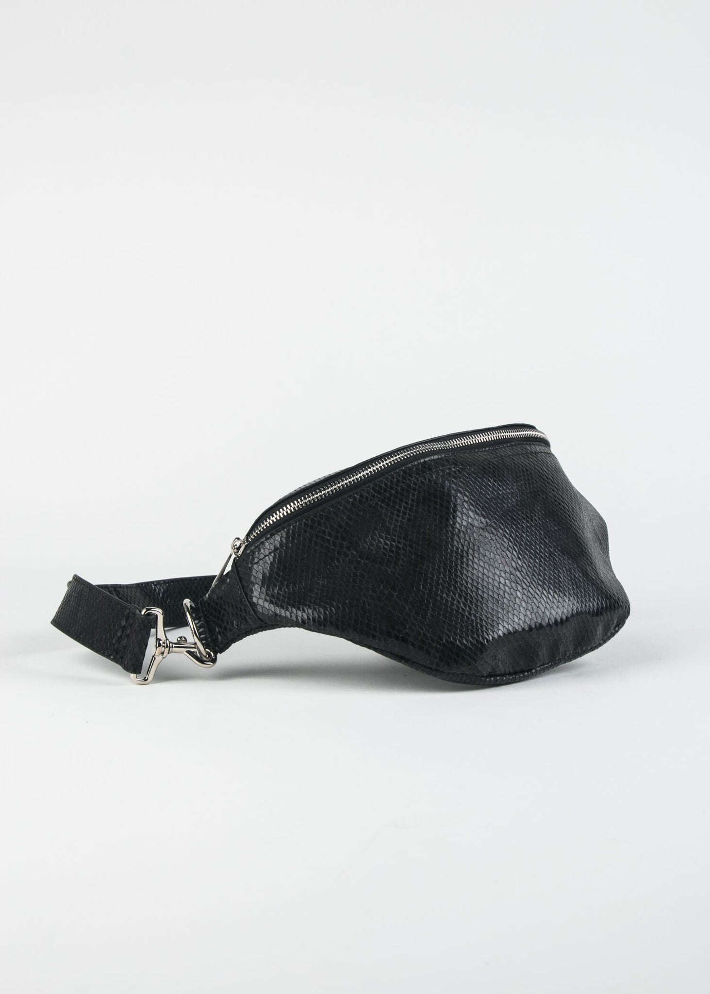 LARGE PYTHON WAIST POUCH