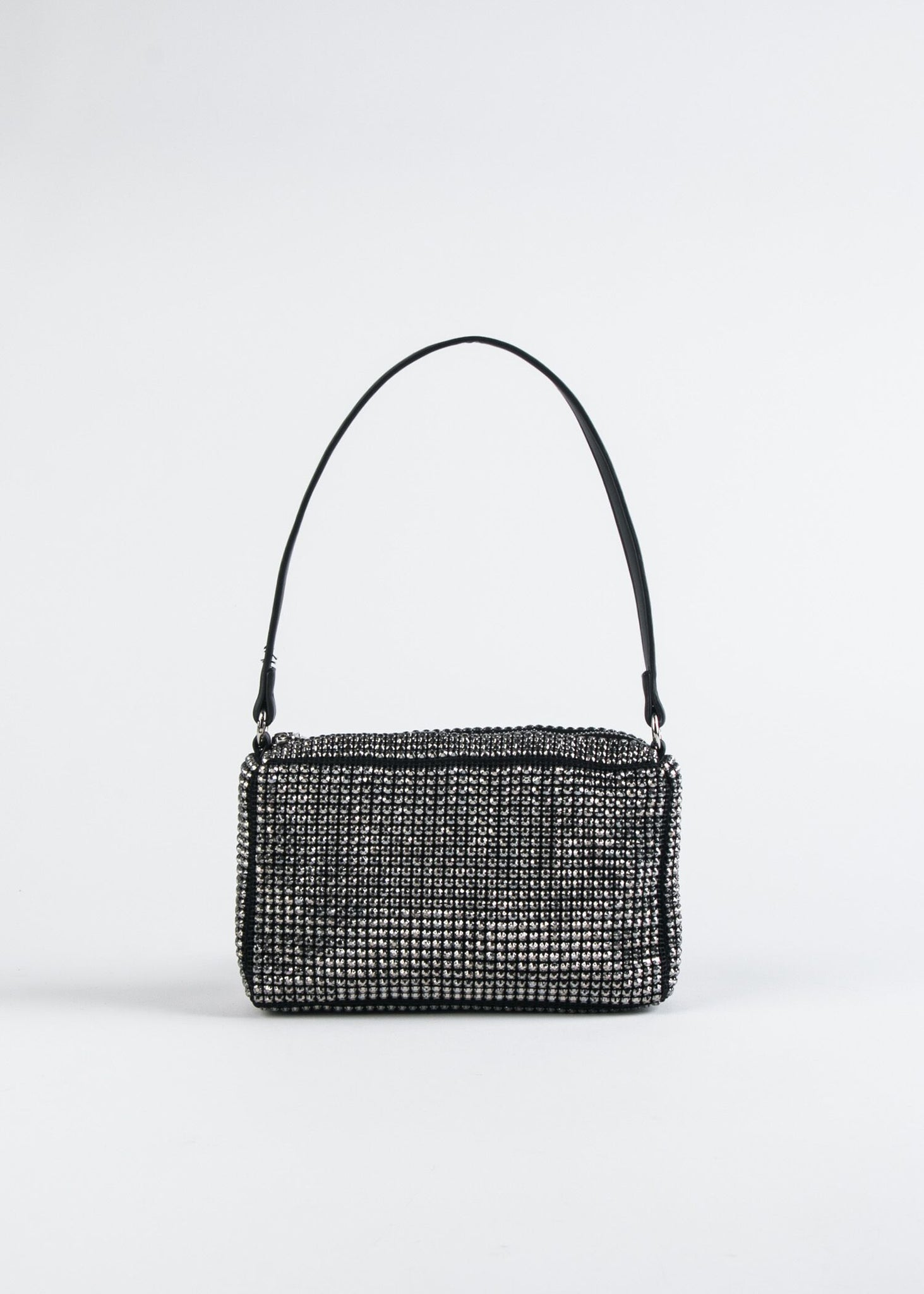 EAST WEST RHINESTONE BAG