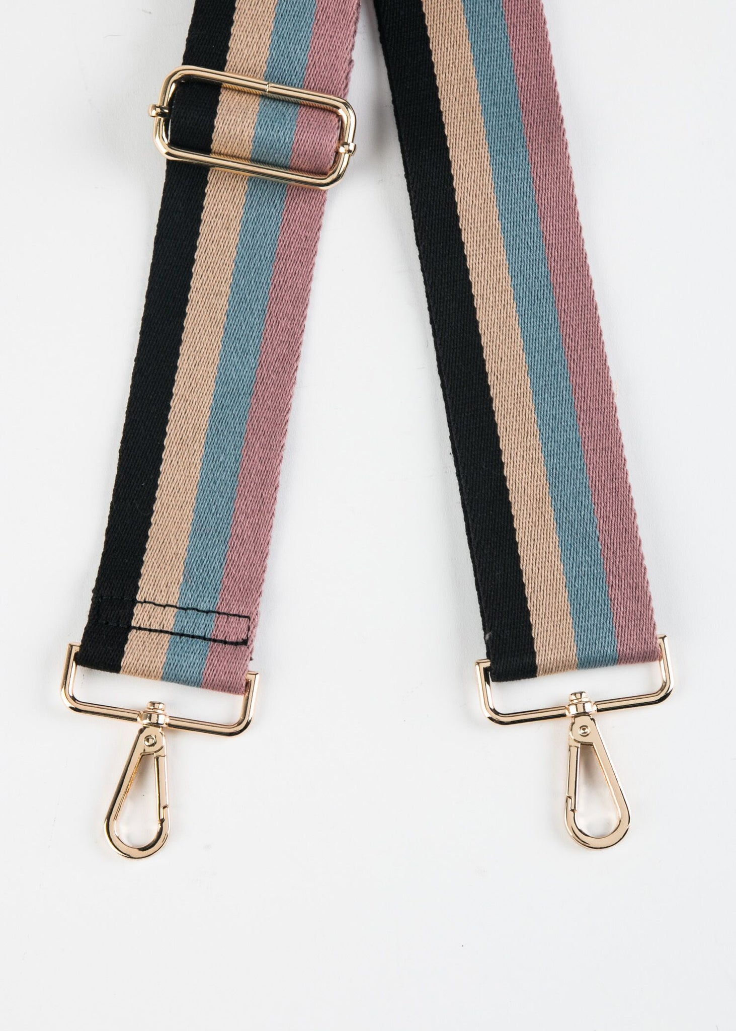 STRIPED HANDBAG STRAP