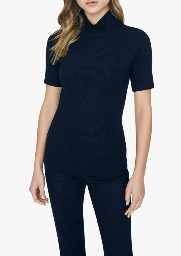 Essential Mock Neck Top