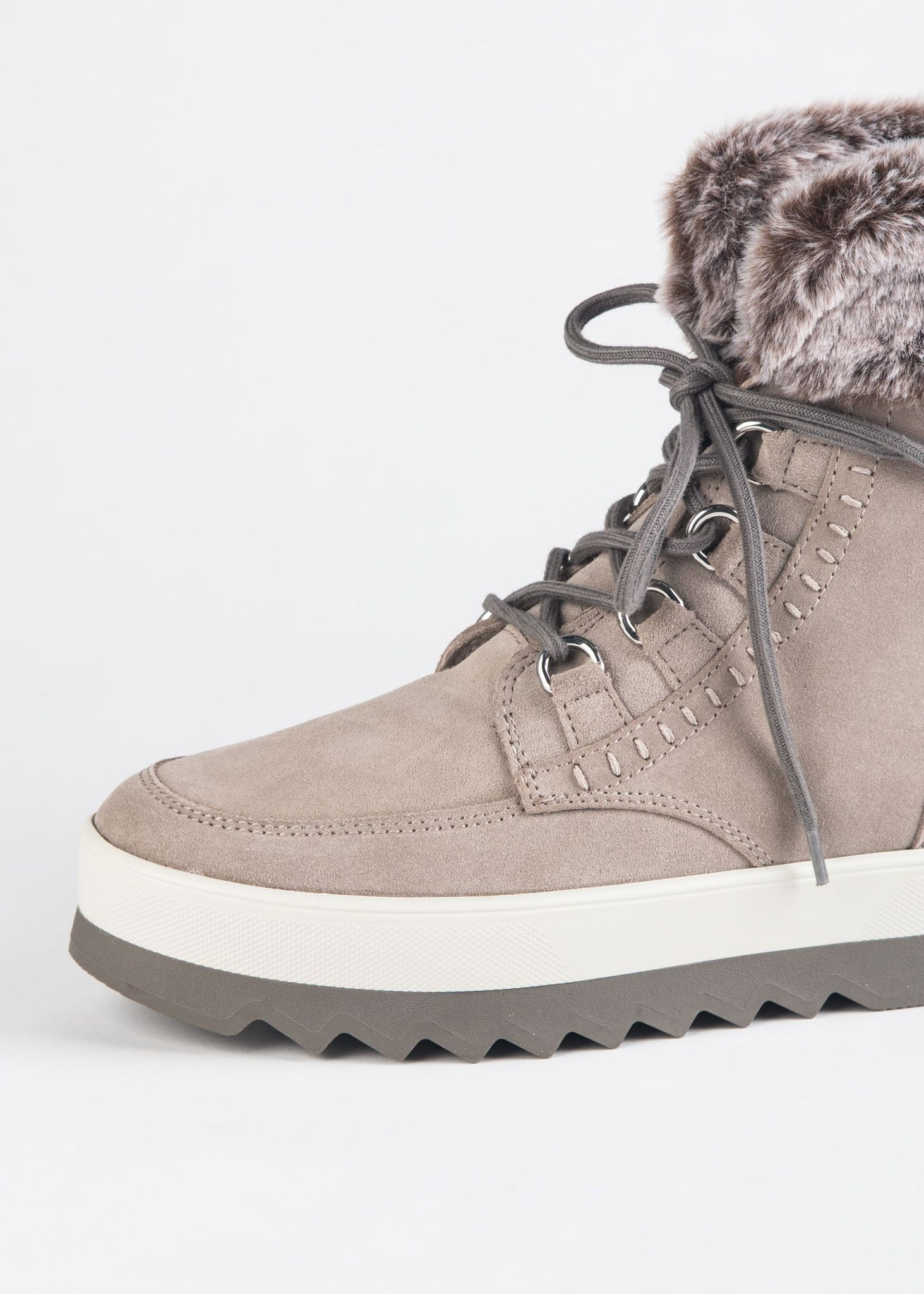Vanetta Waterproof Suede Mid Boot