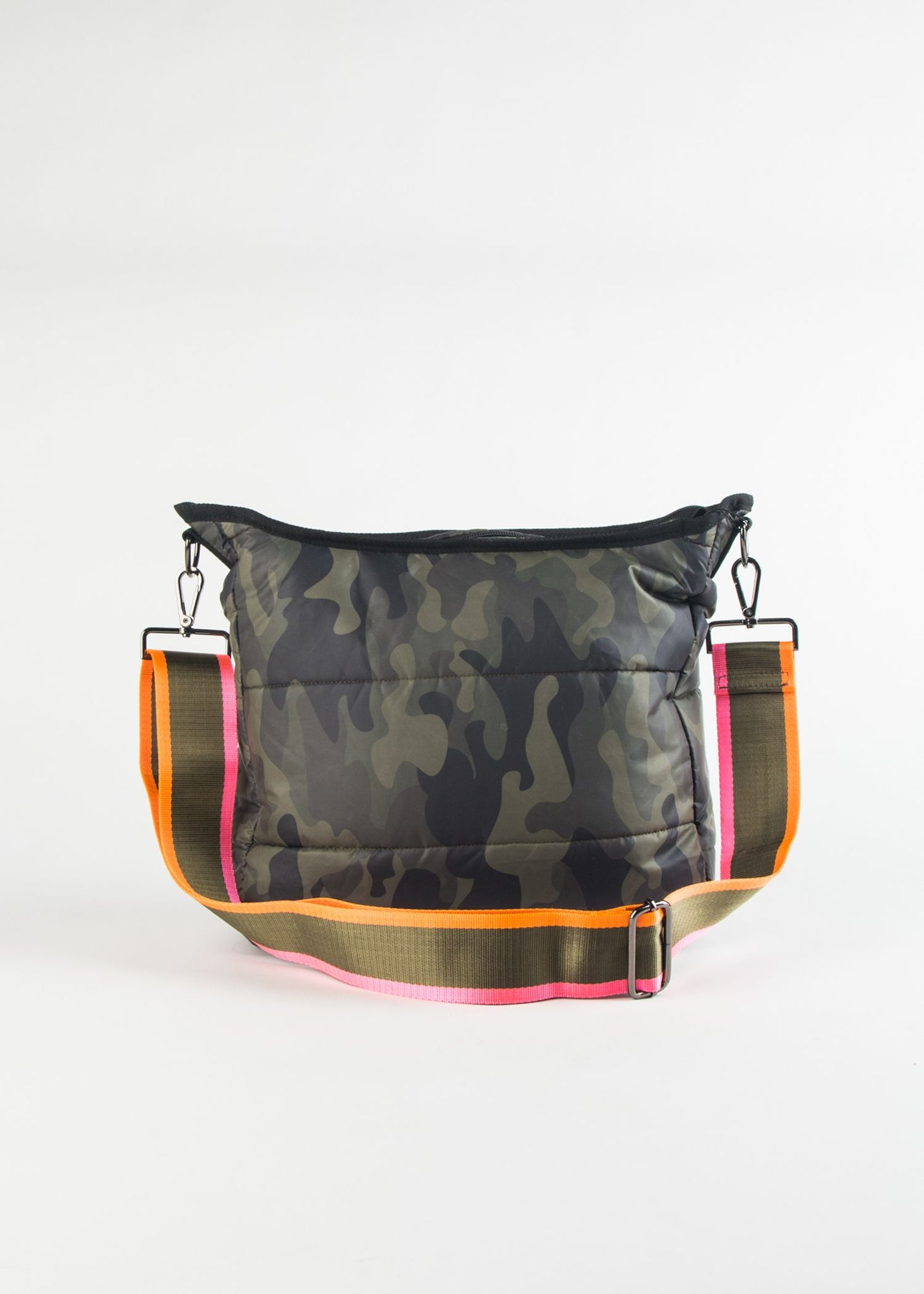 PERRI-SARG NYLON CROSSBODY