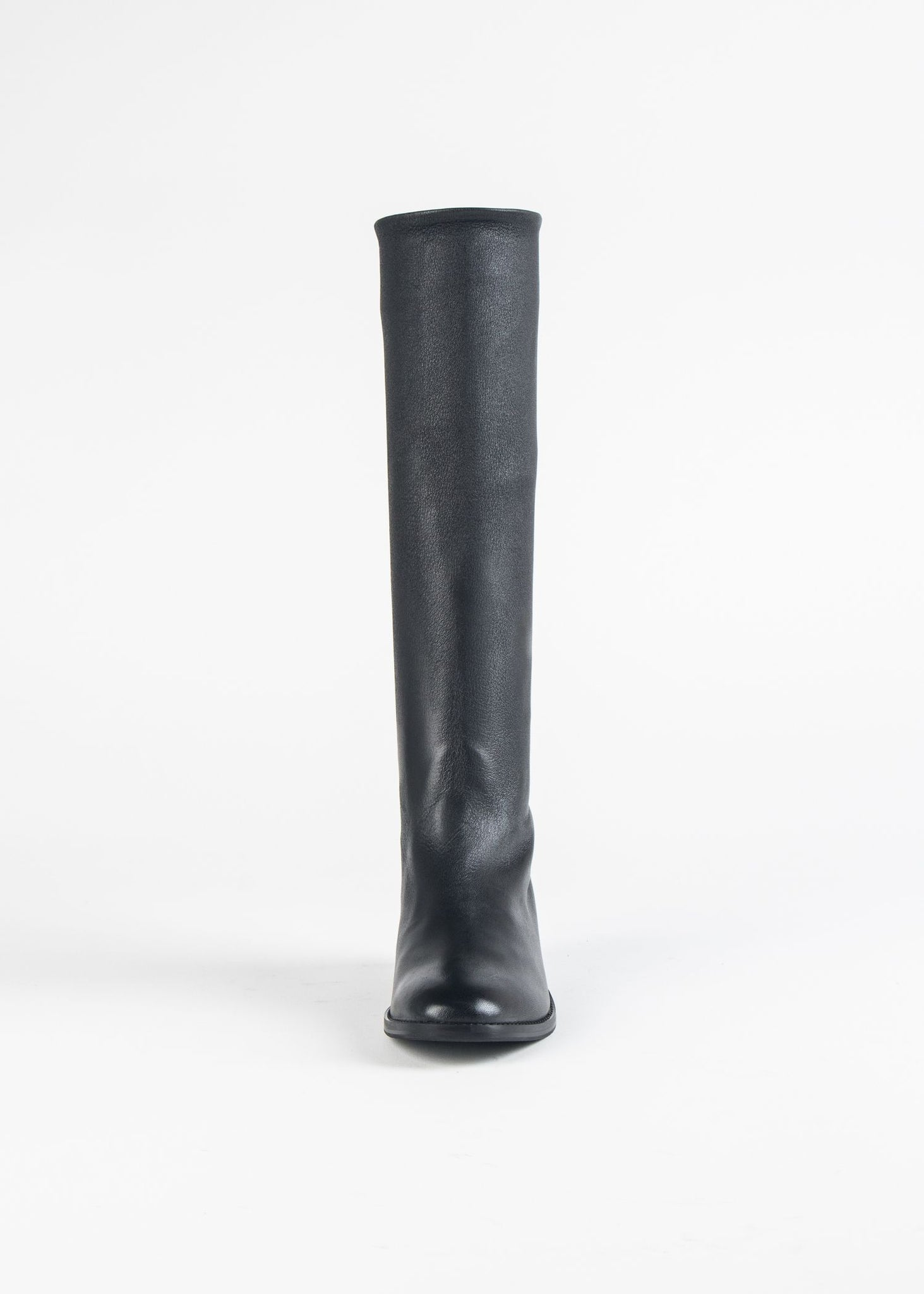 INTERIOR WEDGE KNEE HIGH BOOT