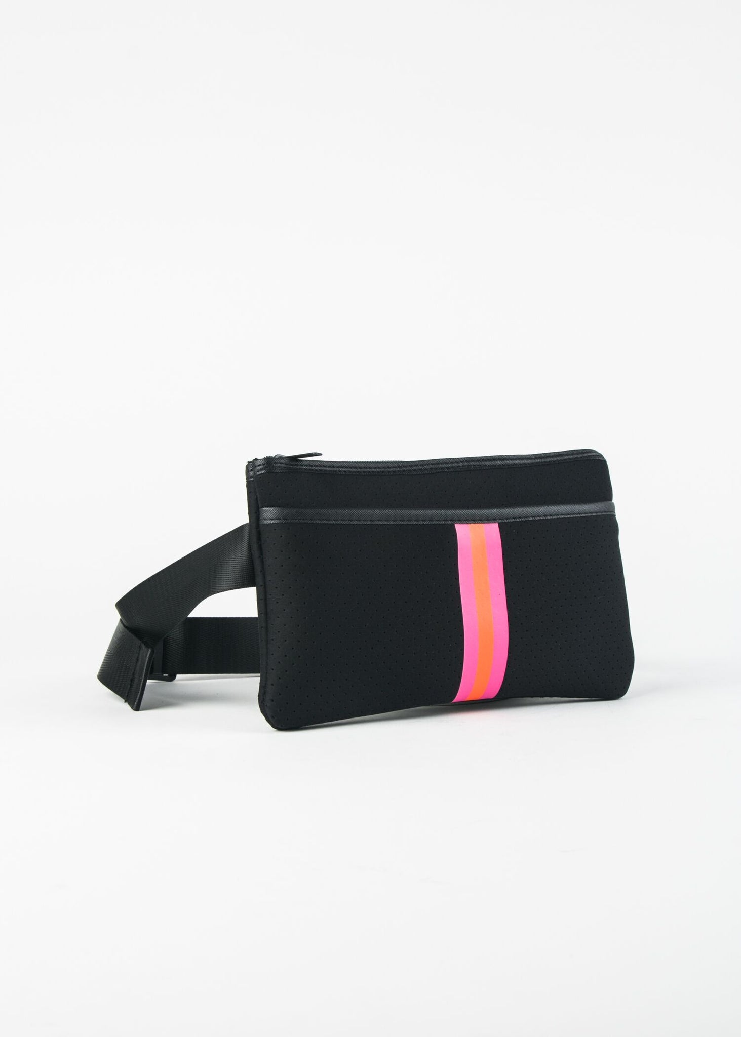 FIT NEOPRENE EAST WEST BELT BAG