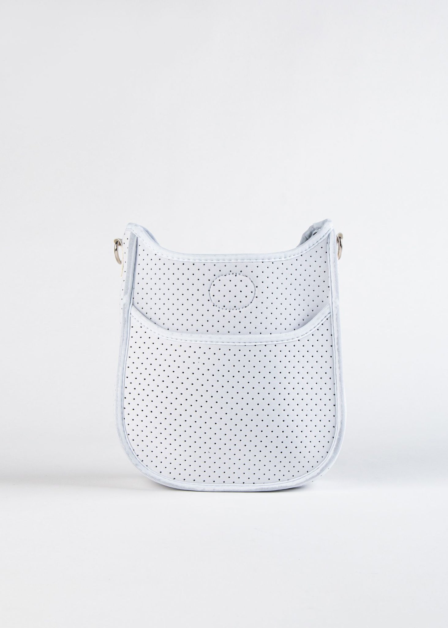 MINI PERFORATED NEOPRENE MESSENGER WITHOUT GUITAR STRAP