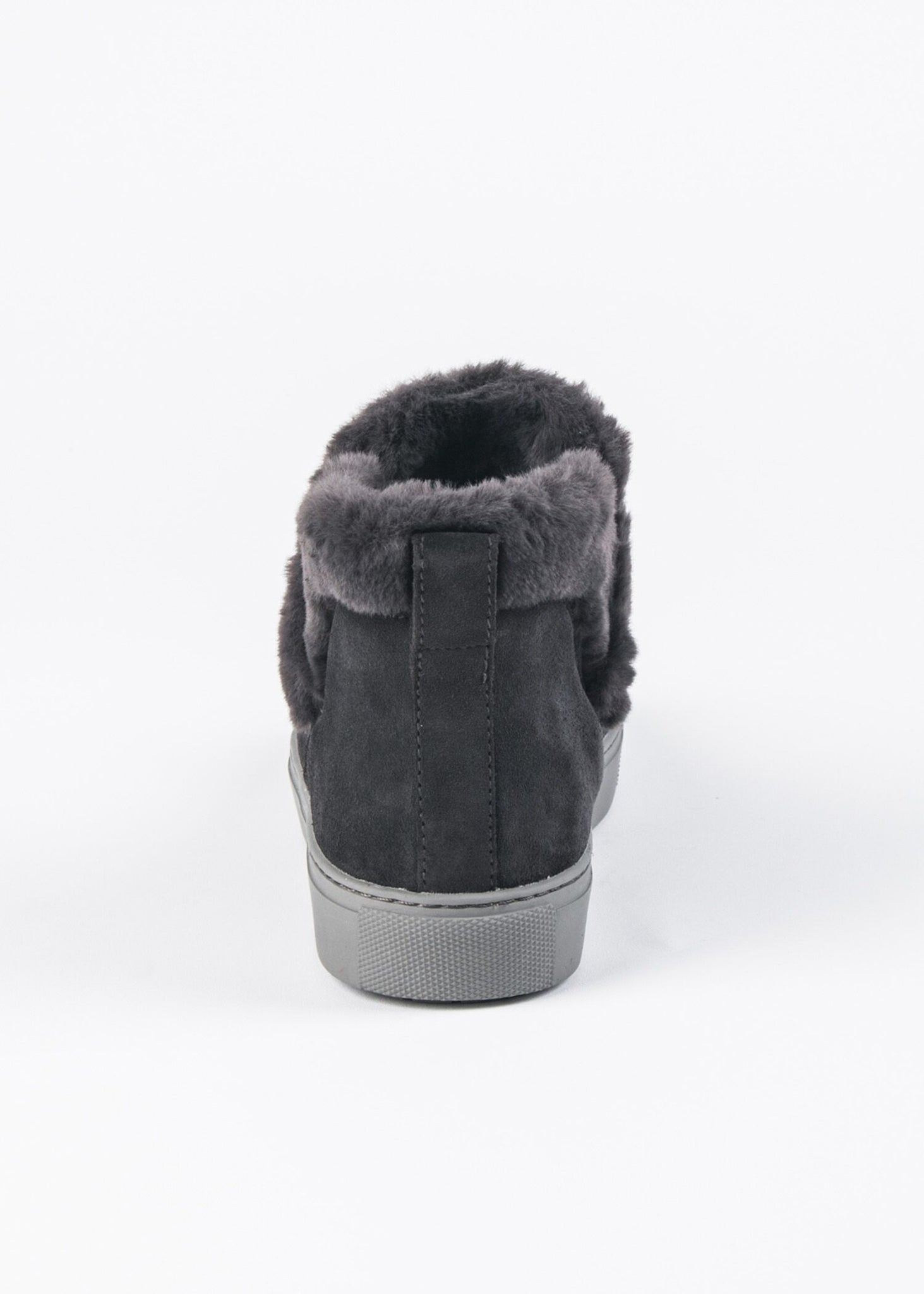 DUFFY FUR CUFF PULL ON WATERPROOF BOOT