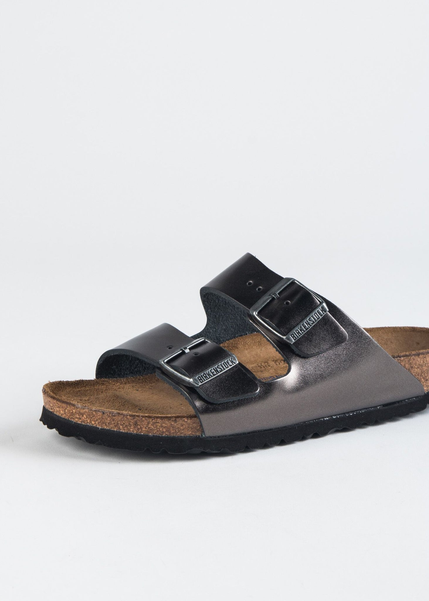 ARIZONA SOFT FOOTBED TWO STRAP SANDAL