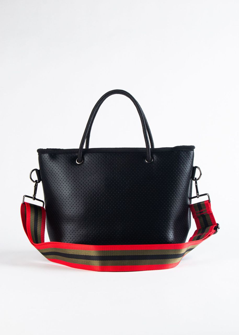 RYAN BELLO NEOPRENE MINI TOTE