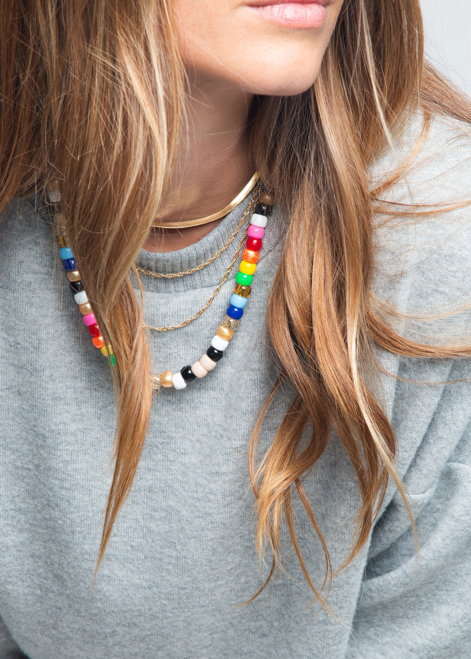 TREND: LAYERED JEWELRY