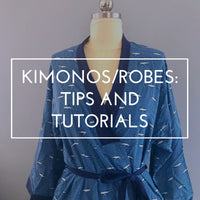 Tips and Tricks for Kimonos and Robes