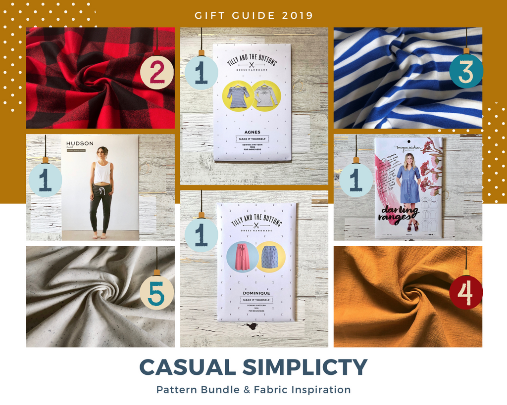 Casual Simplicity Sewing Gift Guide