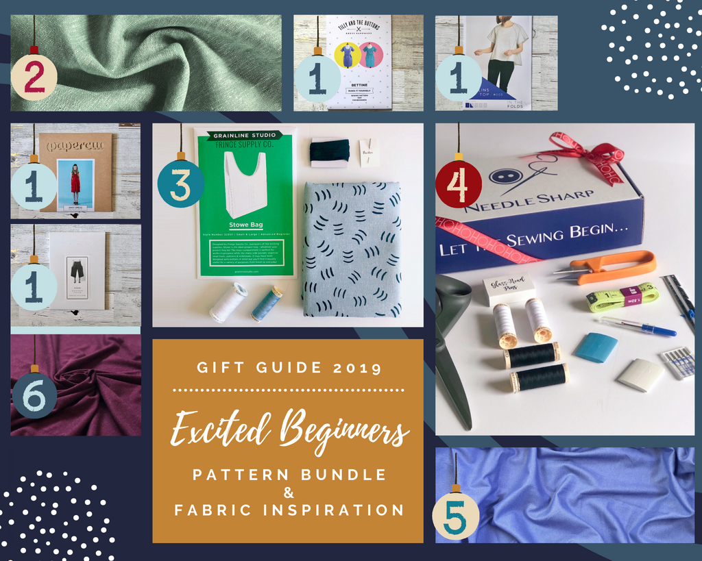 Beginner Sewing Gift Guide