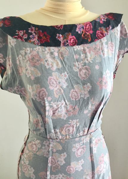 By Hand London Anna Dress Floral Rayon Woven Sewing Fabric