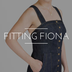 Fitting the Fiona Sundress
