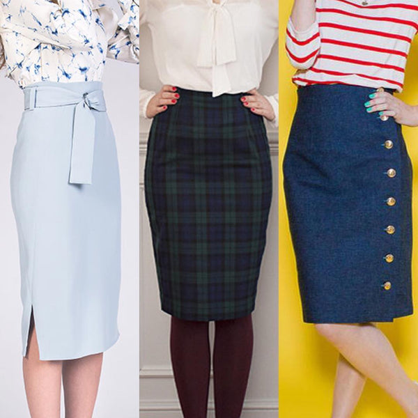 Pencil Skirt February Sewing Subscription Box