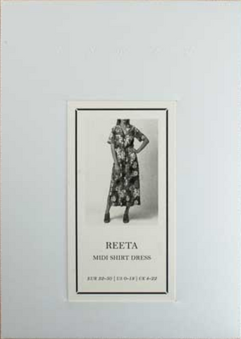 Reeta Shirt Dress Named Clothing