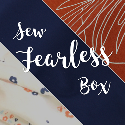 Sew Fearless Box - September