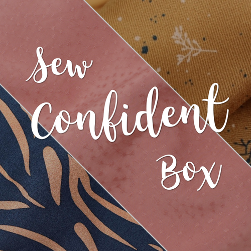 Sew Confident Box - May