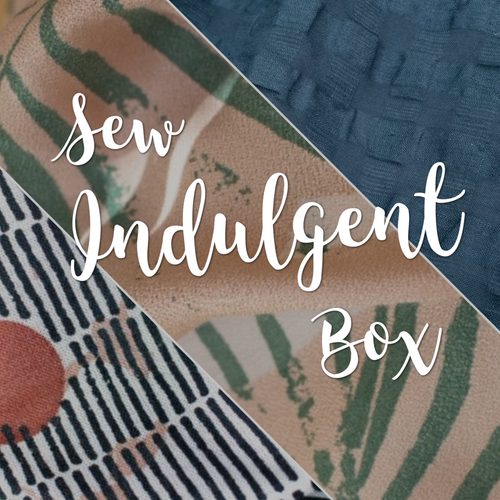 Sew Indulgent Box - September