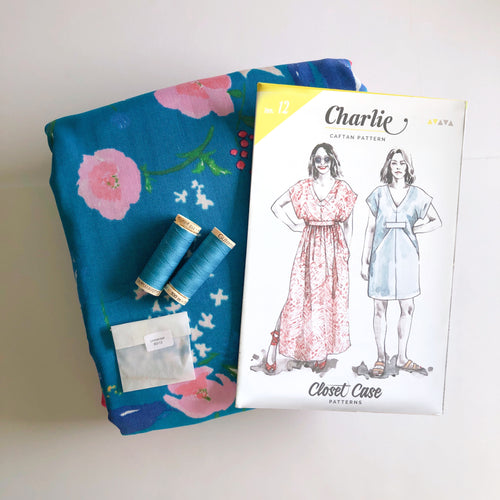Sew a Maxi Dress: Charlie Caftan