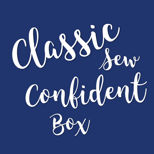 Classic Sew Confident Box - March