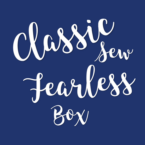 Classic Sew Fearless Box - September