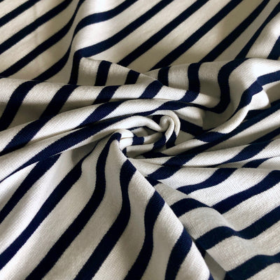 St. James Stripe Double Knit