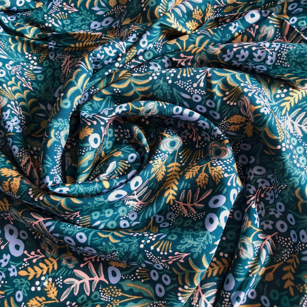 Rifle Paper Co Menagerie Rayon Challis