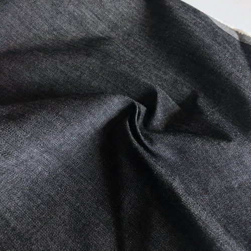 Cone Mills Sulfur Black S-Gene Denim