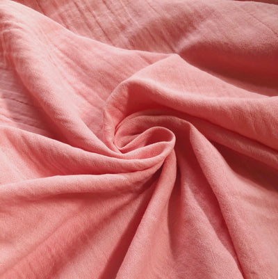 Mellow Rose Cotton Gauze