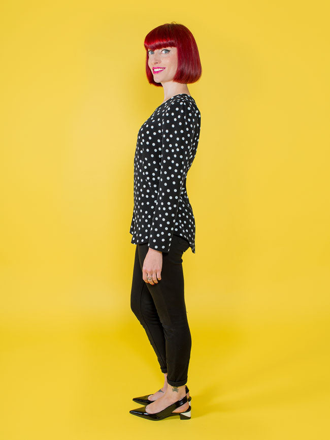Orla Shift Top Sewing Pattern - Tilly and the Buttons