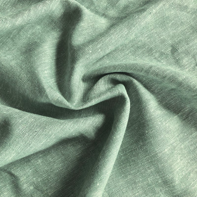 Sage Yarn-dyed Brussels Washer Linen