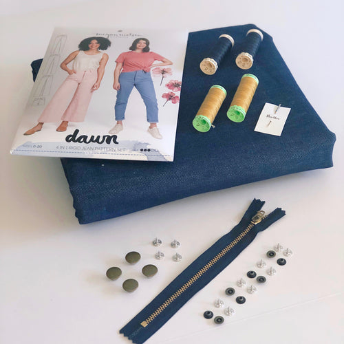Stay Home & Sew: Dawn Jeans